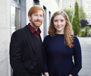 Nora Sophie Griefahn and Tim Janßen