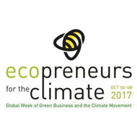 Calling on All Ecopreneurs to Apply for the Climate Champion Award