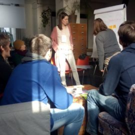 GreenBuzz Sustainability Lab Kreuzberg – How to reduce CO2 in your neighbourhood?