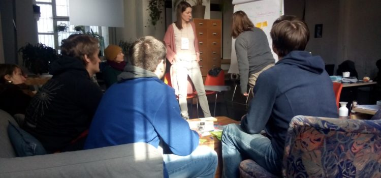 GreenBuzz Sustainability Lab Kreuzberg – How to reduce CO2 in your neighbourhood?