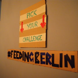 Feeding Berlin: the challenge of food waste! – A Series of Sustainable Events