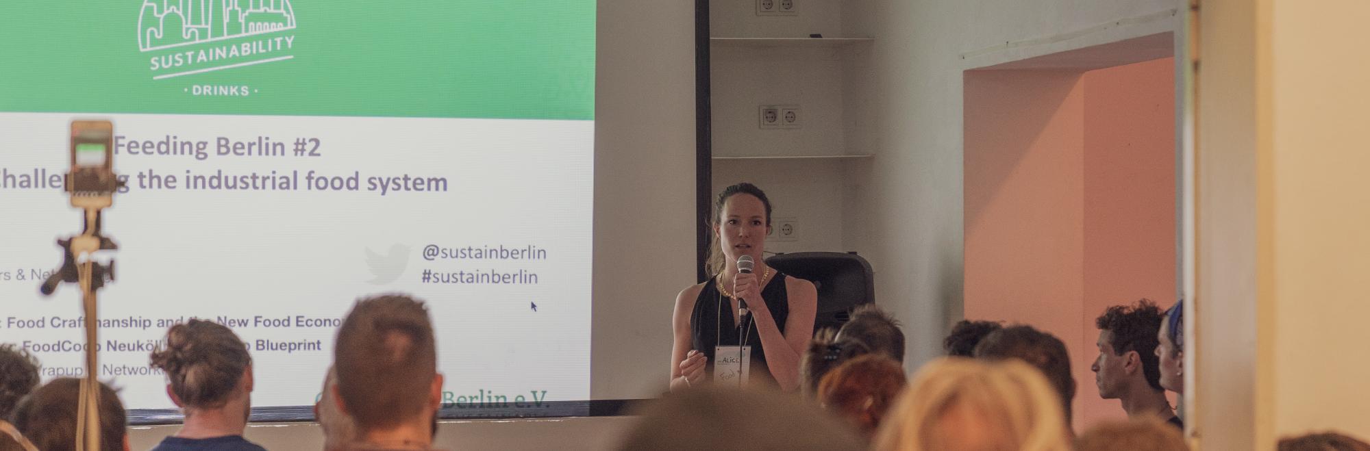 Events around sustainability