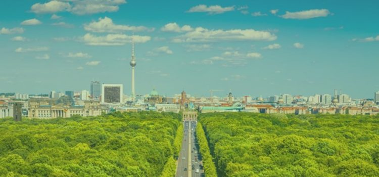 Green Berlin #1: Sustainability Initiatives in the City (October)