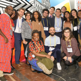 Apply for the 2020 Young Global Changers Program