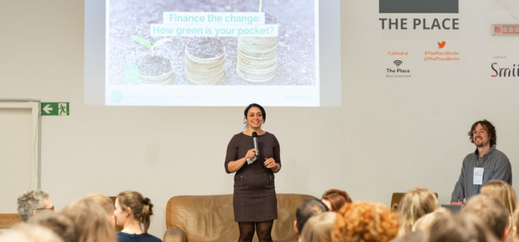 Finance the Change: Q&A with Speakers