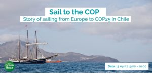Sail to the COP25