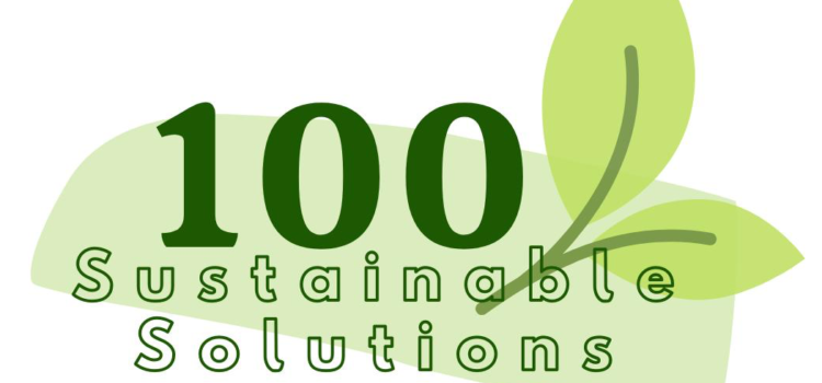 100 Sustainable Solutions