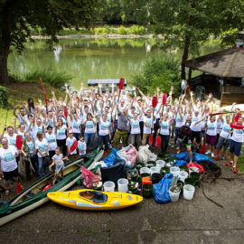 #019 – Clean River Project – Kayaking, art and education for cleaner rivers and oceans.